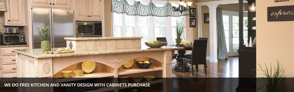 Capital Cabinets & Floors Inc. | Kitchen Bathroom Cabinet ...